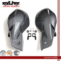 BJ-HG-002 Carbon Motorcycle Handguards Hand Guards 22MM For Honda Yamaha Suzuki Dirt KTM MX ATV