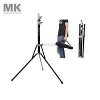 Selens Collapsible Light Stand 210cm / 6.89ft SST-2100 tripod for photo studio video Lighting
