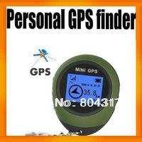 Hot Sale Mini Handheld GPS Navigation For Outdoor Sport Travel GPS Finder Never Get Lost