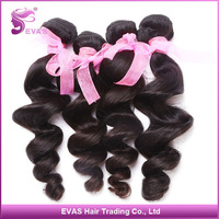 100% Virgin Peruvian Hair with Cuticles Intact Loose Wave 3pcs Lot Hair Bundles DHL Fast and Free Shipping