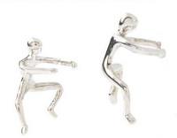 Wholesale Punk Climb Rascal Ear Cuff, Cheap Jewelry Earings Fashion 2013 Free Shipping , EJ034-[Gorgeous Store]