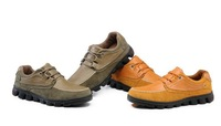 2013 new Oxfords Genuine Leather casual shoes set foot lazy men's leather large yard Free Shipping shoes men sneakers