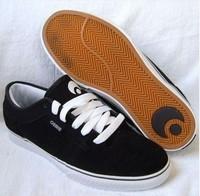 Osiris medium cut skateboarding shoes skateboard shoes male osoirs low skateboarding shoes black size42-46