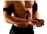 Men System Arms Flex Pro Arms Muscle Training System Belt free shipping