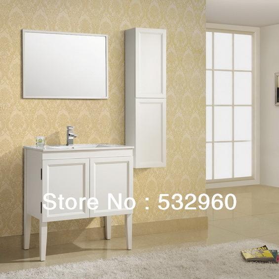 Eiken badkamermeubel kasten koop goedkope eiken badkamermeubel kasten loten van chinese eiken - Moderne badkamer meubels ...