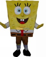 Best Seller High Quality EPE Spongebob Mascot Costume Free Shipping FT20015