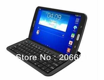 Aluminum keyboard Case For Samsung, Ultra Slim Aluminium Bluetooth Keyboard Hard Cover Case For Samsung Galaxy Tab 3 8''T310