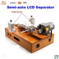 Semi-automatic Separator refurbishing machine,LCD screen split machine for Iphone SAMSUNG HTC cellphone separator machine