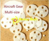 20pcs/lot,M0.3+70T Aircraft Gear,Gear shift,Plastic,Precision rack,Motor gear,bore diameter 2mm,Free shiping
