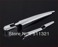 Chrome Rear Window Wiper cover For Hyundai ix35 2010 -2013