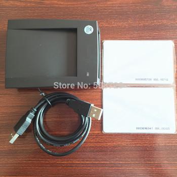 New 125khz EM4100 Proximity ID Cards / Smart Card USB RFID Reader