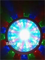 Colorful RGB light LED wall fitting 3watt wall sconce aluminium housing wall lamp 220V/50-60HZ