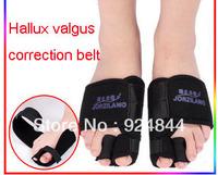 100% authentic hallux valgus  hallux varus toe correction tape  braces Free Shipping