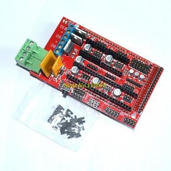 RAMPS 1.4 3D printer control panel printer Control Reprap Mendel Prusa