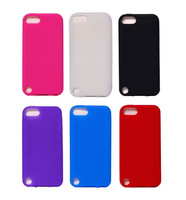 New 6X 6PC Silicone Case Cover Skin For Apple iPod Touch 5 Itouch 5 5G