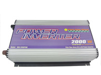 2000W Inverter PURE SINE WAVE 24V/120V/60Hz, for solar system, for photovoltaic, MS-PSW-2000-24A
