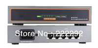 POE Switch 5-Port Fast 10/100M Ethernet Switch PSE5604 with 4 Port POE,65W,PoE Priority and Auto-Detection  IEEE802.3af/at