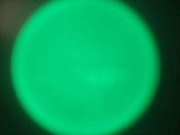 520nm Green Laser Flashlight Detection flashlight Tune Jiaolv Guang flashlight Green beads Green flashlight