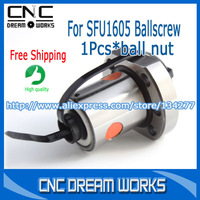1Pcs Ball Screw 1605 Nut Ball Bearing Cnc Nut SFU1605 CN254