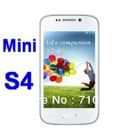 New Arrival 4.3inch i9500 Android Smartphone F9192 Dual Core Dual Camera Support  WiFi GPS Free Case for Galaxy S4 Mini
