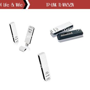 802.11 B/G/N 300Mbps 2.4GHz TP-Link TL-WN821N USB Wi fi Adapter