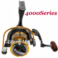 GT4000A wholesale new 2013 abu garcia fishing Spinning reel suit for shimano spinning feeder fishing pesca cortez  ice reel