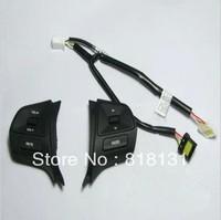 2011-2012 KIA Rio/K2 High quality original Steering wheel Audio and channel control button