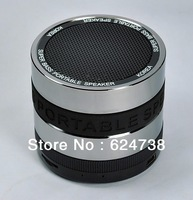 Free Shipping Bluetooth Speaker wireless Mini Speaker Super Bass Portable Support Answer The Phone And TF Card