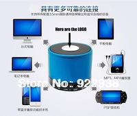 2014 hot selling! 5sets/lot Bluetooth Speaker 4.0 HiFi  speaker with MIC For iPhone 5 MP4 MP3 Tablet PC Free shipping by Fedex