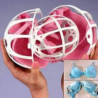 Practical Bubble Bra Double Ball Saver Washer Bra Laundry Wash Washing Ball #442