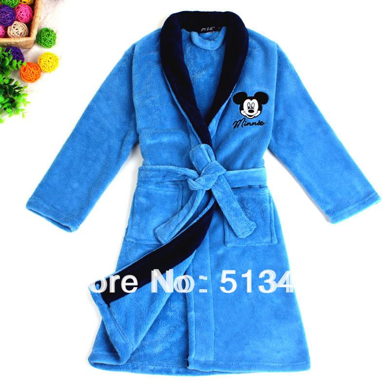 Imagenes De Baño Animadas:Crianças-roupão-de-banho-Sleepwear-robe-criança-coral-fleece