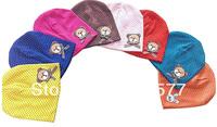Free shipping wholesale 2013 baby cap knitting pattern