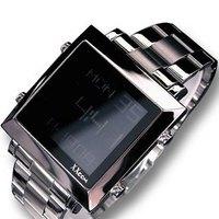 Mirror xxcom personality exquisite fashion electronic watch male watch mens watch electronic watch