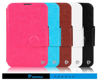Free Shipping ZTE V987 / V967S PU Leather Case ZTE V987 / V967S Protective Case Gift Screen Protector In Stock
