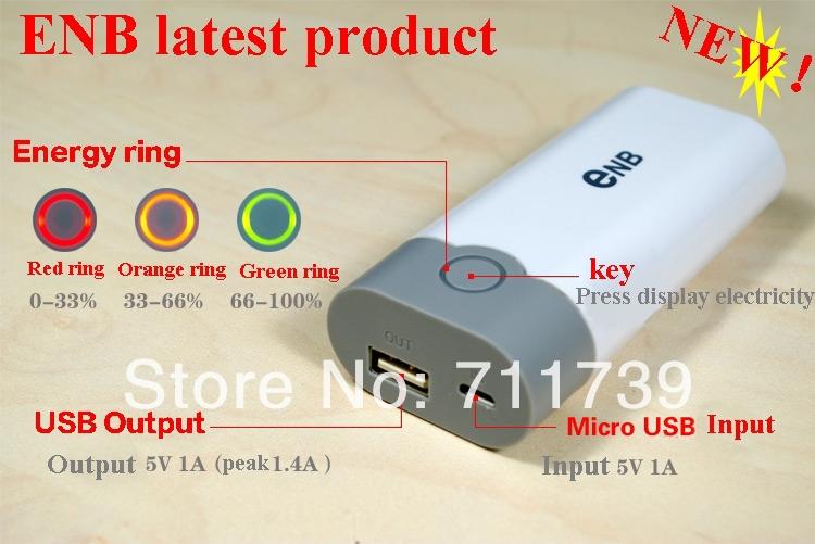 Зарядное устройство iPhone/HTC/Samsung eNB 18650 Multi-function charger samsung htc