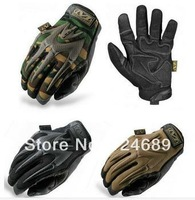 Free shipping 2014 New Sale Mechanix Wear M-PACT gloves/Mechanic Gles/brand Safety Gloves 4 size racing gloves,tactical gloves