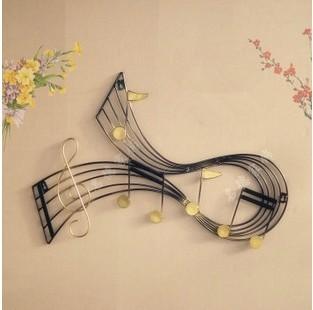 Modern Home Decoration Metal Wall Art Metal Musical Note As Wall Decor