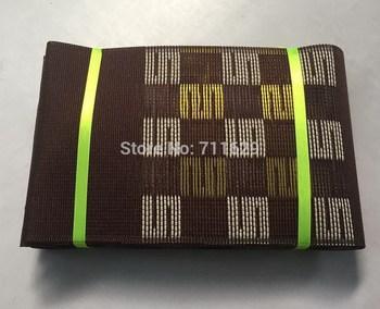 2015 New design Aso-Oke headtie,wholesale and retail african headwrap,Coffee aso oke headwrap,1pc/bag