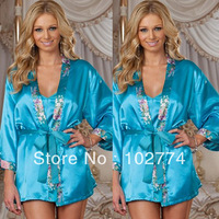 Sleepwear sexy costume sexy temptation summer essential nightclub dress S68870