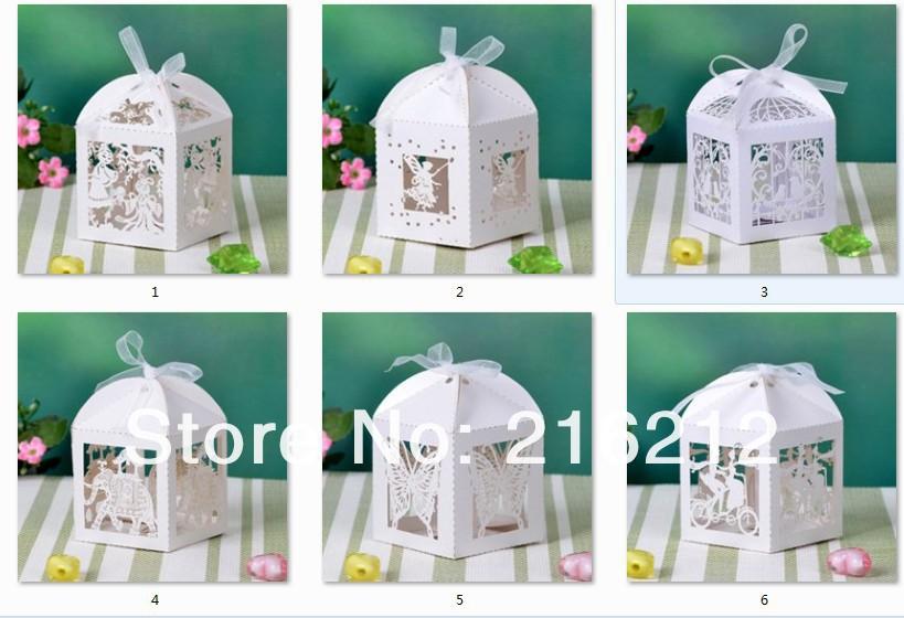 Wedding Favor small Boxes High grade creative hollow out joyful wedding gift box elegant joyful packaging(China (Mainland))