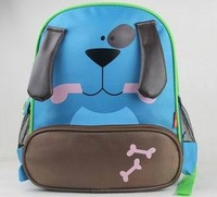animal bags zoo backpacks Cartoon dog  Backpacks Kids Bags  nylon School Bags Children Backpacks Gift For Children