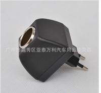 Household 220 v to 12 v 6w cigarette lighter car power converter car power outlet