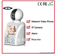 Smart Home Products: Video Phone/Remote monitoring Anti-theft alarm/Local video recording plug-and-play technology!