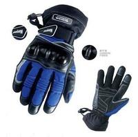 2015  SCOYCO warm winter  motorcycle gloves  carbon fiber waterproof ski gloves free shipping