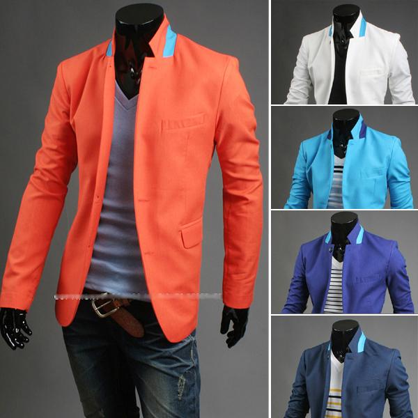 Клубный Пиджак Вид Одежды