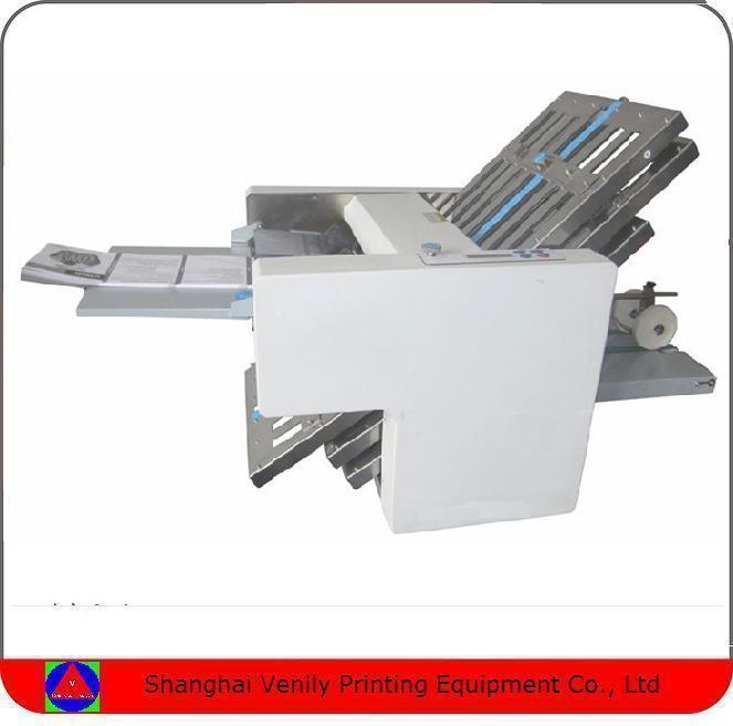 mail folding machine