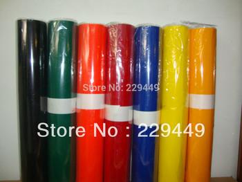 Golden color Heat transfer vinyl/pvc/pu paper for clothing