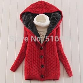Осень зима утолщение плюс бархат по беременности и родам одежда широкий свитер верхняя одежда пальто одежды для беременных женщин