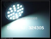 AC220v MR16 GU5.3 4.5W 24 5050 SMD LED Warm White/Cool white Wholesale Light Bulb Spotlight Light Lamp Energy Saving 5pcs/lot