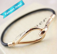 Fashion 18 k gold plated Hand catenary High-Quality Free Shipping